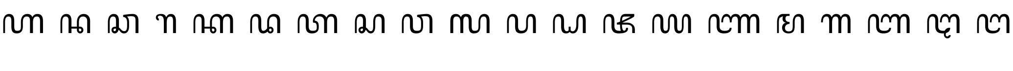 NotoJavanese