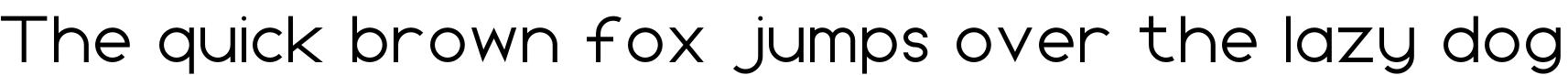 Omnibus Sans Serif
