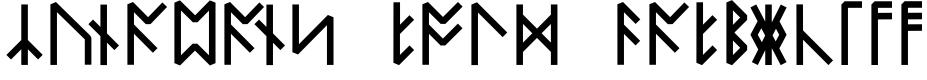 RunaSans