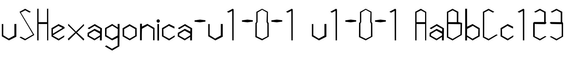 vSHexagonica-V1-0-1