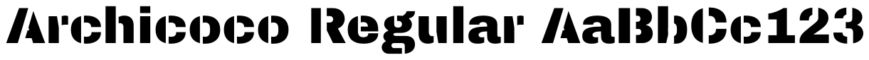 Archicoco