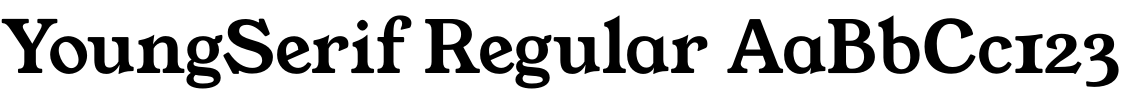 YoungSerif